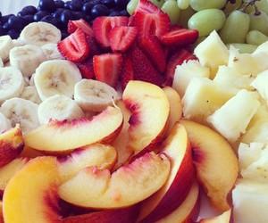 banana, food, and health image
