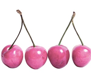 cherry, pink, and background image