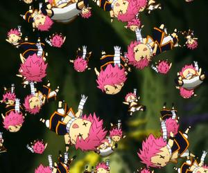 fairy tail, anime, and natsu image