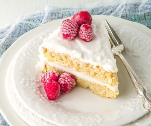 cake, food, and snack image