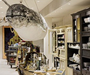 london, narwhal, and shop image