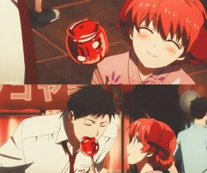 love, gekkan shoujo nozaki-kun, and chiyo sakura image