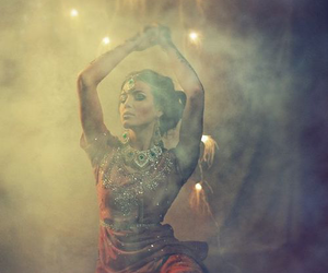dance, woman, and beauty image
