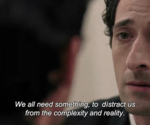 movie, reality, and detachment image