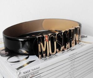 Moschino, fashion, and vogue image