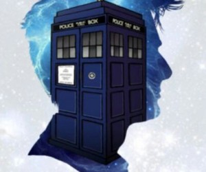 blue, box, and hair image