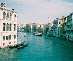 venice, water, and italy image