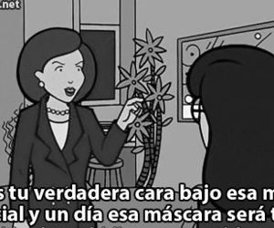 Daria, frases, and antisocial image