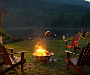 fire, photography, and nature image