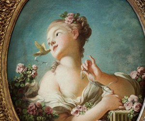 18th century, art, and beauty image