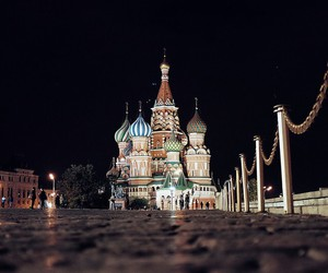 moscow, russia, and russian image
