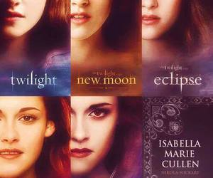 twilight, twilight saga, and bella cullen image