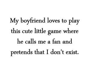 fan, boyfriend, and game image