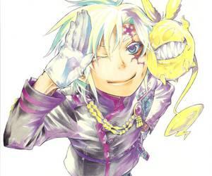 manga, d gray man, and anime image