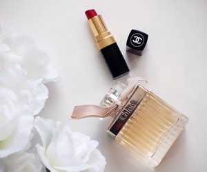 chanel, chloe, and perfume image