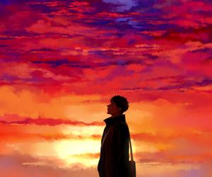 anime, free, and yamazaki sousuke image