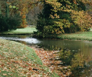autumn, September, and water image