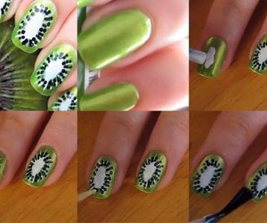 nails, nails art, and nails tutorials image