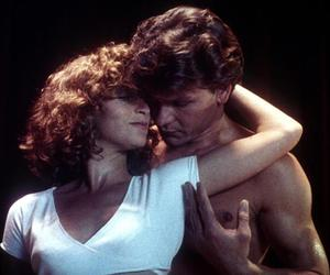 dirty dancing, jennifer grey, and kiss image