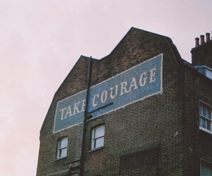vintage and courage image