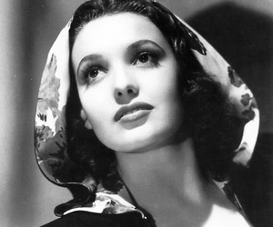 actresses, linda darnell, and beautiful image