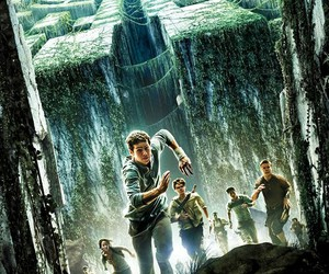 the maze runner and maze runner image