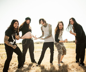 suicide silence and mitch lucker image