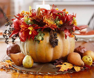 autumn, bouquet, and beautiful image