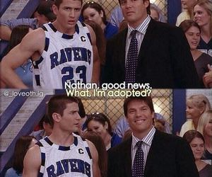 one tree hill, nathan scott, and smile image