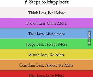 happiness, life, and smile image