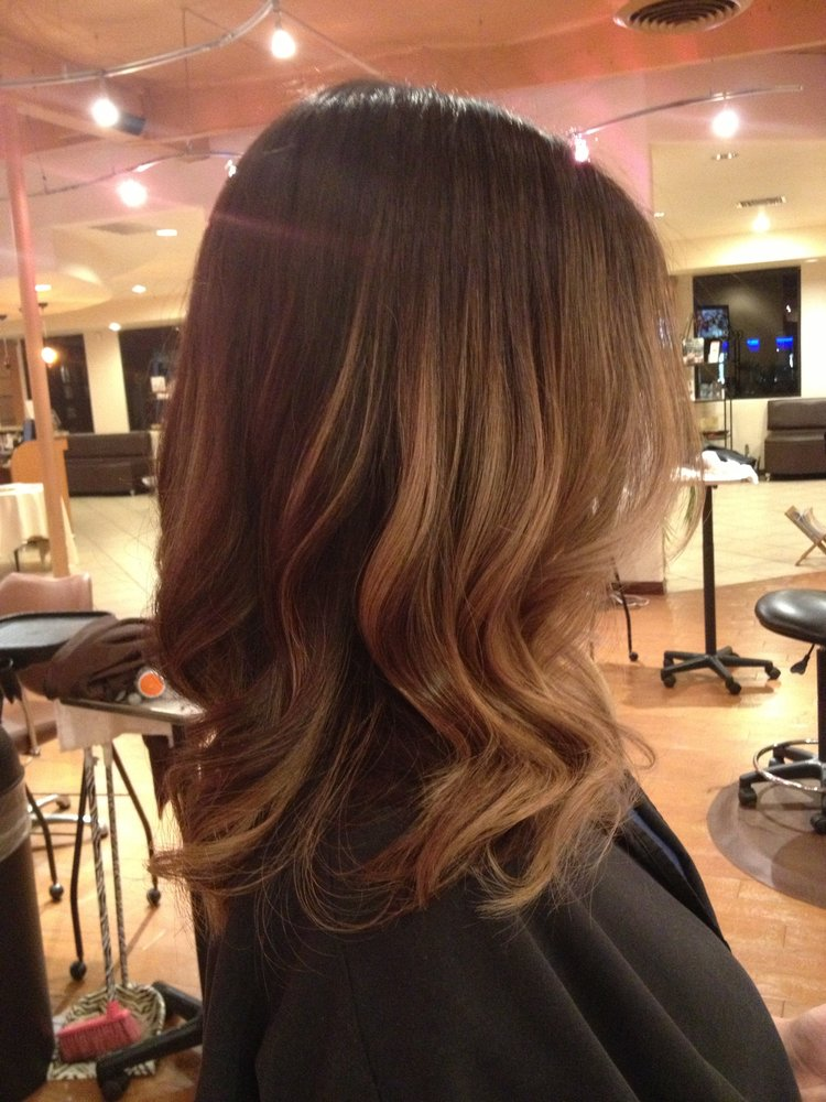 Shoulder Length Asian Hair Balayage Www Picswe Com