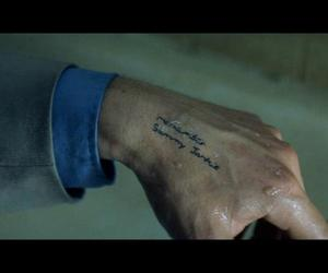hand, memento, and tattoo image