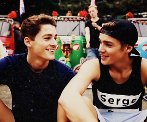 jacksgap, finn, and twins image