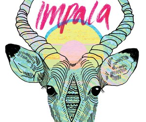 poster and tame impala image