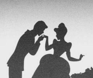 cinderella, love, and disney image