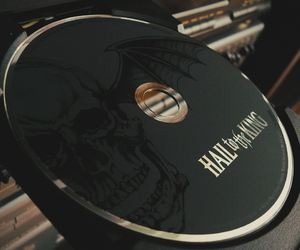 a7x, avenged sevenfold, and cd image