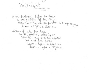 coldplay and midnight image