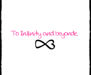 infinity and add a tag image
