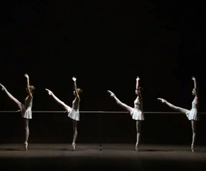girl, ballet, and classic image