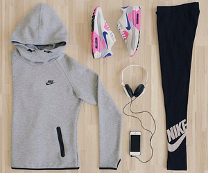 clothes, gym, and cute image