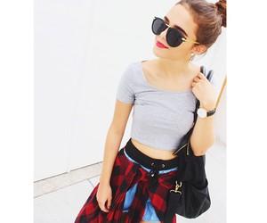 girl, moda, and youtube image