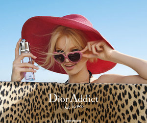 dior, fashion, and model image