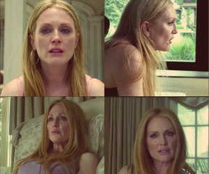actress, blonde, and julianne moore image