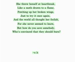 quotes, heartbreak, and poem image
