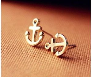 anchor and earrings image