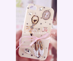 ballet, bling, and phonecase image
