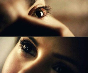tvd, eyes, and stelena image