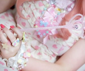 dress, fashion, and japanese image
