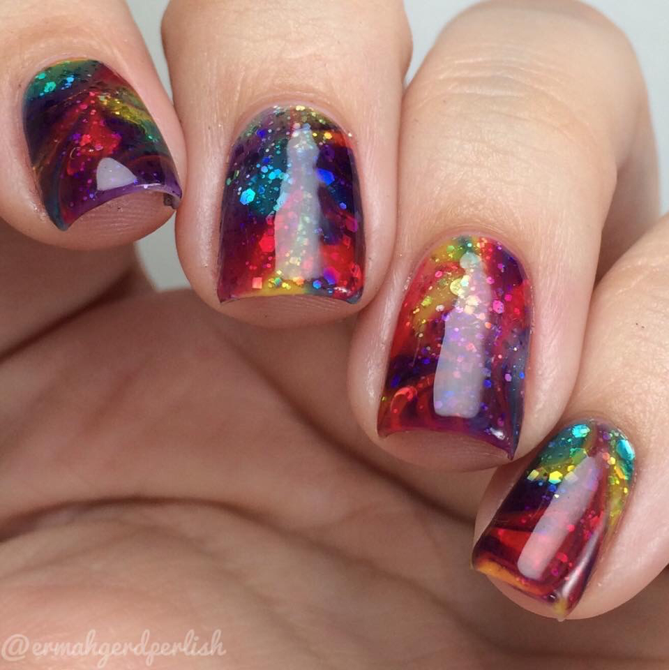 Image About Fashion In Nails By Alexis Kay On We Heart It