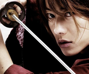 japan, live action, and rurouni kenshin image